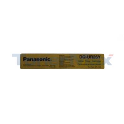 PANASONIC DP-C106 TONER CARTRIDGE YELLOW